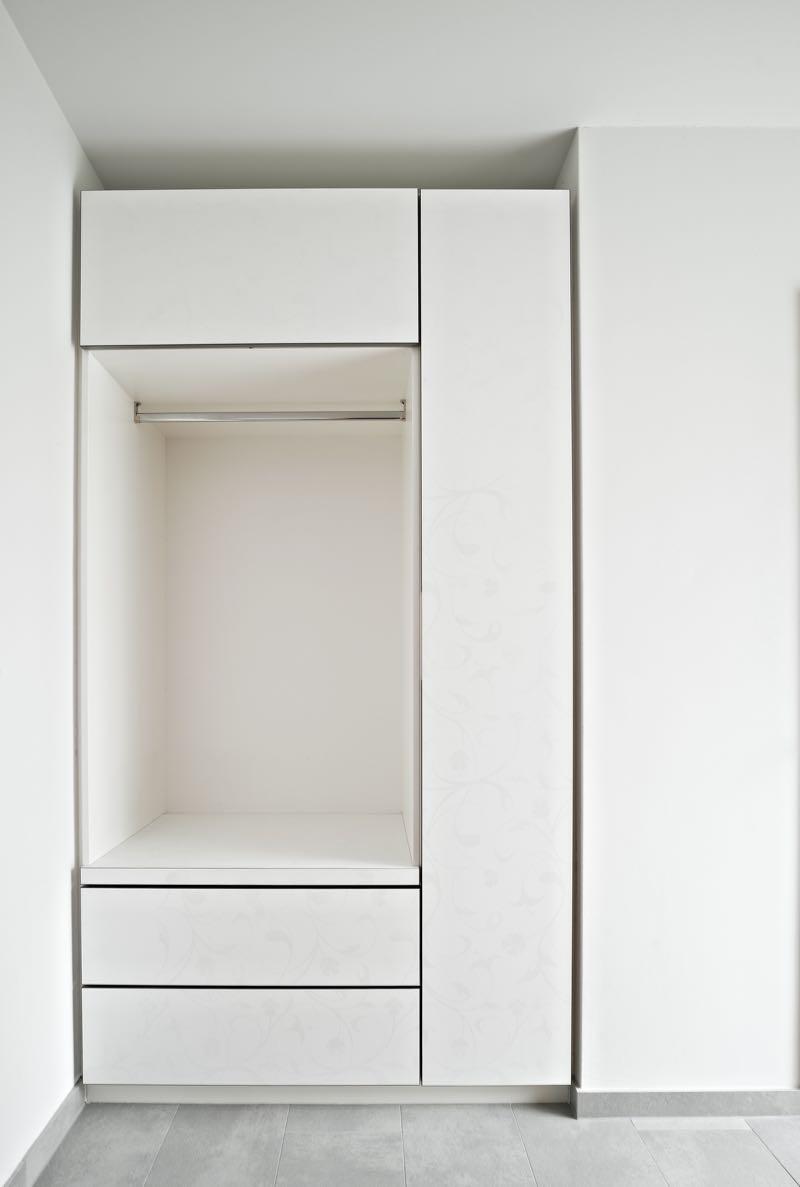 garderobenschrank nische bestseller shop f r m bel und einrichtungen. Black Bedroom Furniture Sets. Home Design Ideas